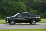 2013 Honda Ridgeline in Crystal Black Pearl - Driving Side View
